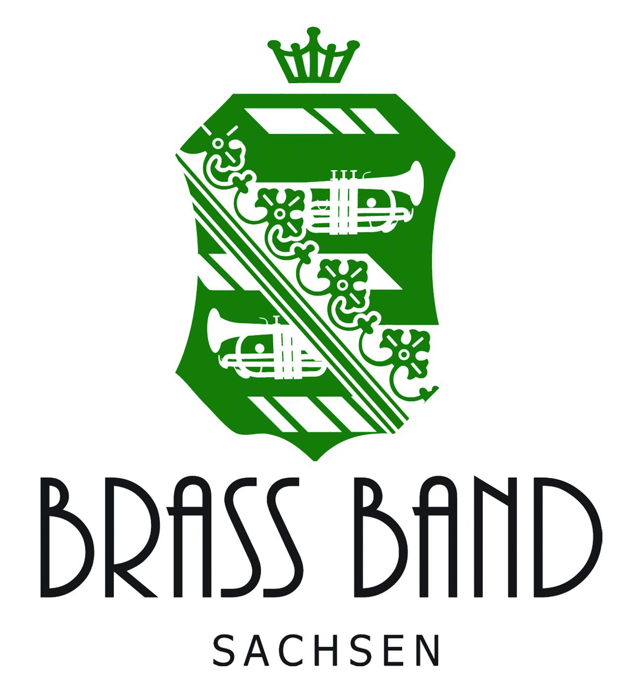 Logo Brass Band Sachsen