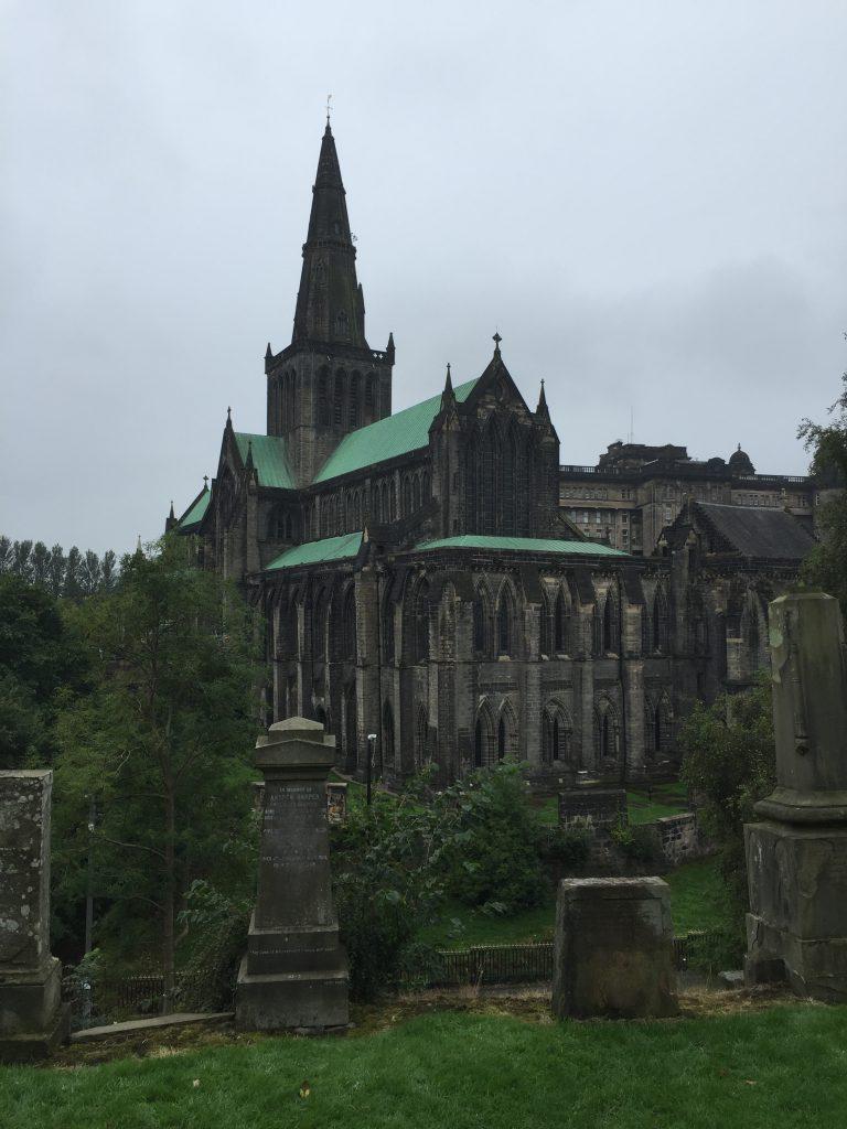 (C) Th. Schneider | Kathedrale von Glasgow