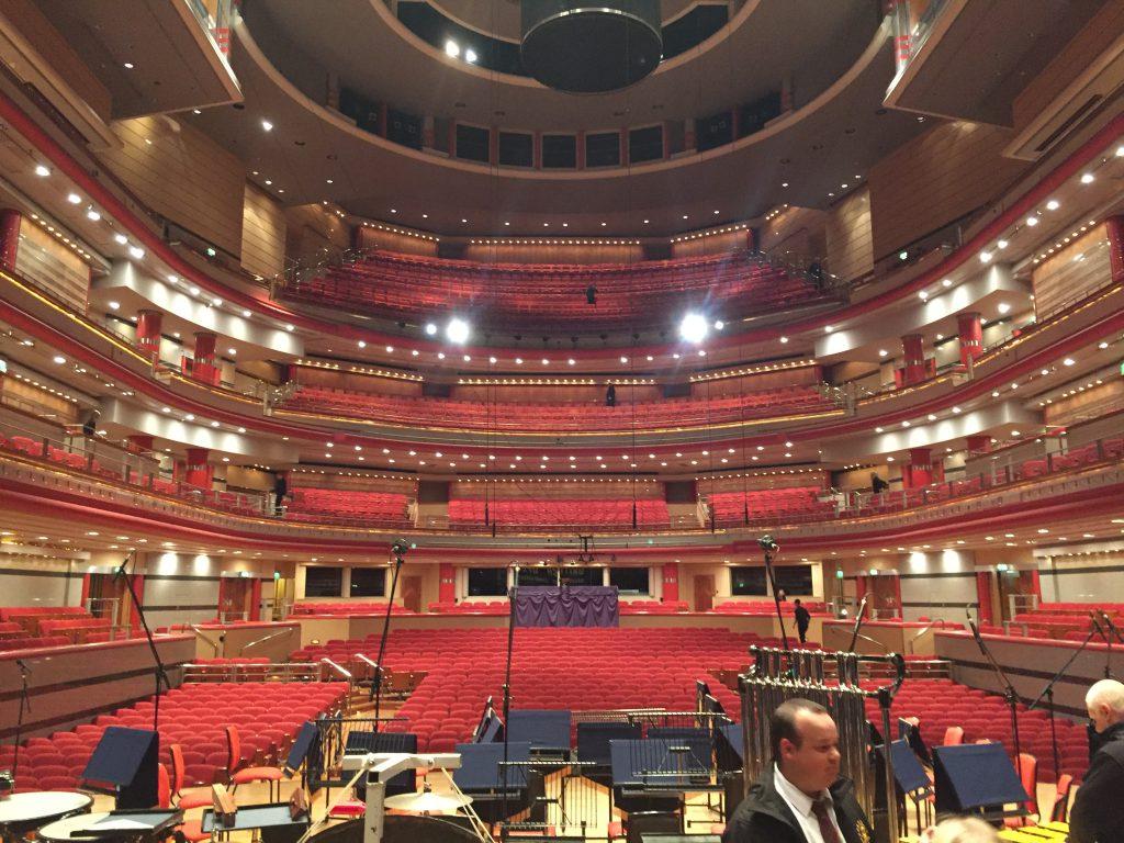 (C) Th. Schneider | Birmingham Symphony Hall